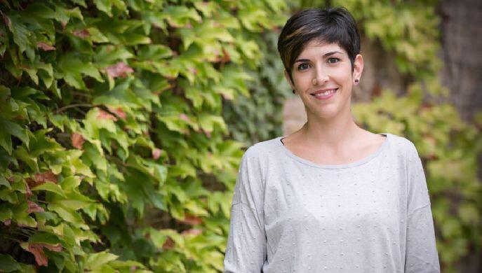 ¿Será Violeta Barba la tapada de Podemos para aspirar al Ayuntamiento de Zaragoza?