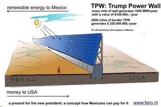 Trump Power Wall