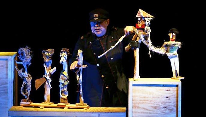 Teatro Arbolé presenta este miércoles su versión para títeres de La isla del tesoro