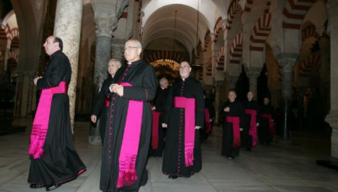 Los obispos y sus inmatriculaciones