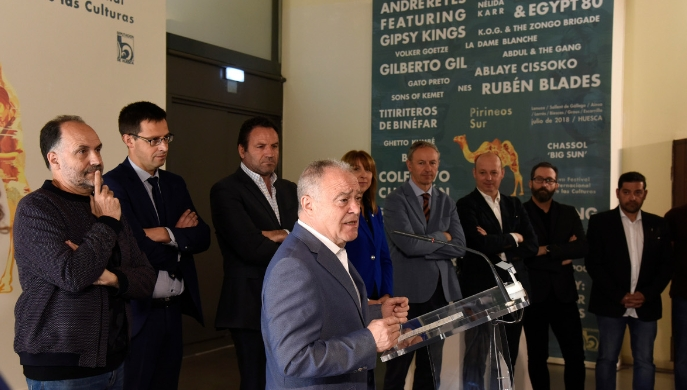 Pirineos Sur presenta su edición más internacional