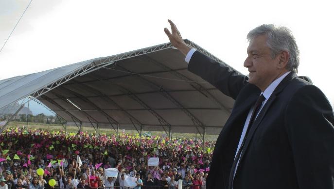 Méjico en la encrucijada López Obrador