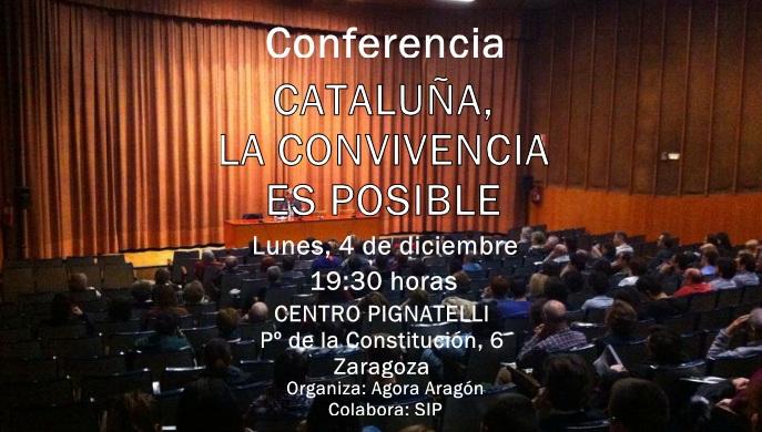 VConferencia: Cataluña, la convivencia es posible