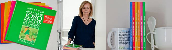 Ines Ortega 1080 Recetas de Cocina