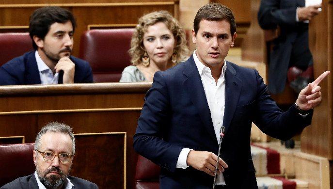 Ciudadanos, el bálsamo de Fierabrás de la política aragonesa, española y mundial