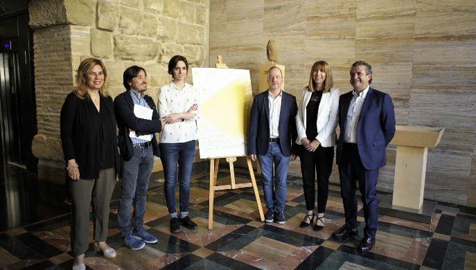 Presentación Festival Internacional de Cine de Huesca