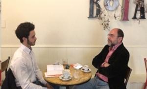 Entrevista a Fernando Lalana por Javier Ortiz Sánchez