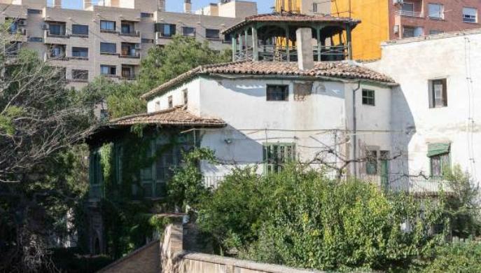 cesión al Ayuntamiento de Zaragoza de la capilla de Torre Ramona