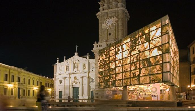 Festival de Intérpretes en Aragón en el Museo del Foro Romano