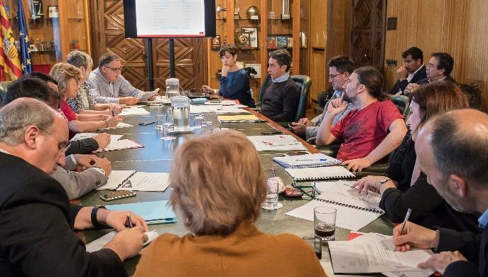 Zaragoza Vivienda presenta un Plan de Inversiones de 71 millones de euros