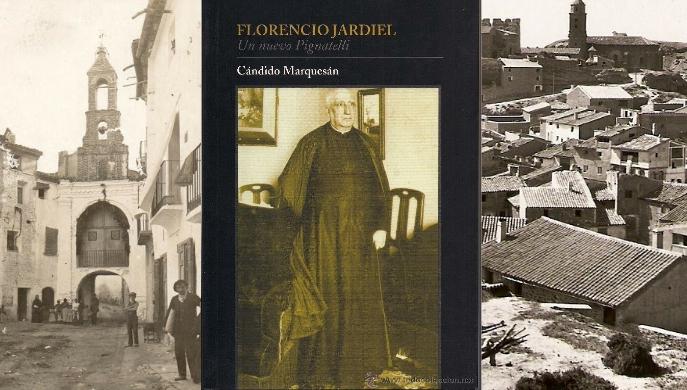 Carta baturra en homenaje al deán Florencio Jardiel