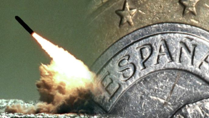 La Banca Armada y la deuda pública española