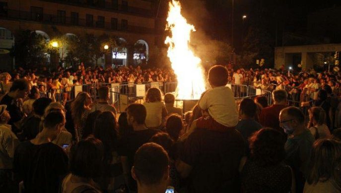 Fiestas de San Juan 2018 en el Distrito Universidad