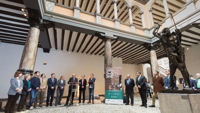 Acto presentación Semana Santa Zaragoza 2017