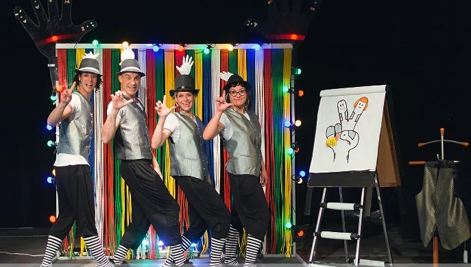 Callejeatro presenta Signing de circo