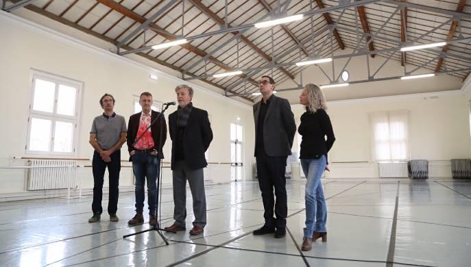 Presentacion proyectos Centro Danza Zaragoza