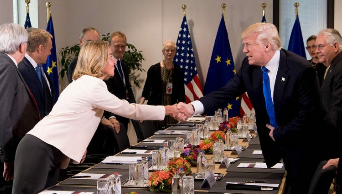 Europa no debería apostar contra Trump