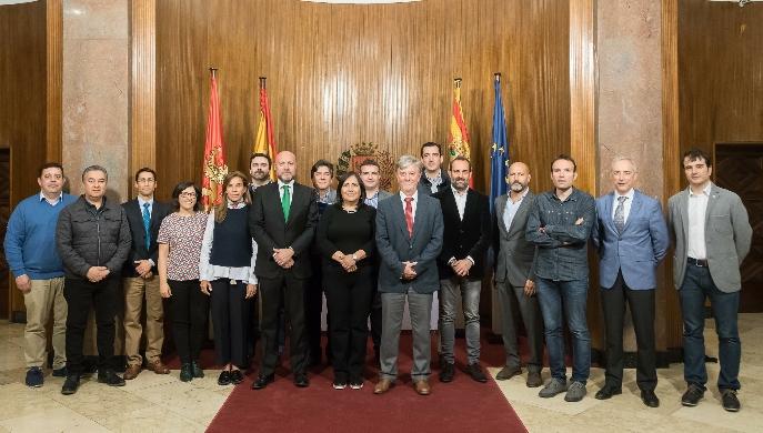 Zaragoza elegida como ejemplo en la lucha contra el cambio climático por International Urban Cooperation