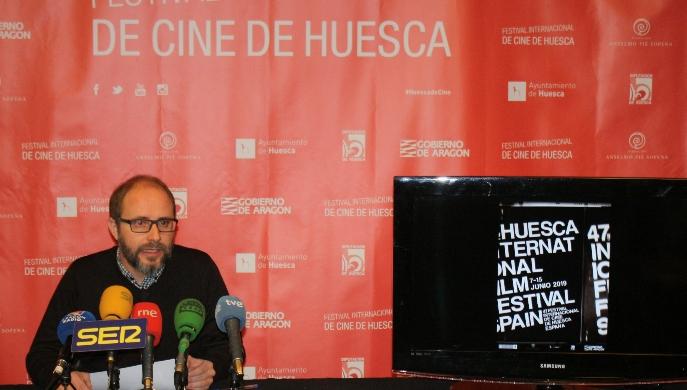 Presentación 47 Festival Internacional de Cine de Huesca