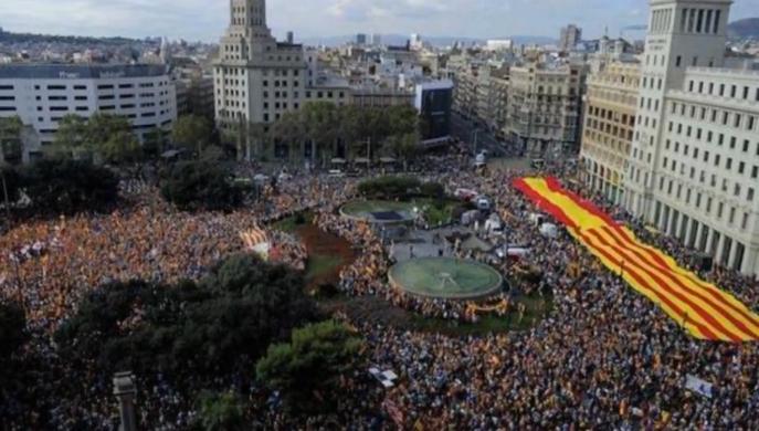 El quiste catalán