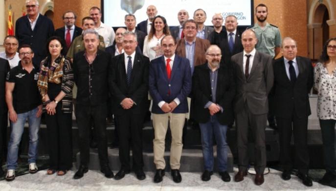 Aragón aspira a producir a medio plazo el 100% de energías limpias