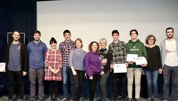 Premiados Concurso 2 Minutos de Cine