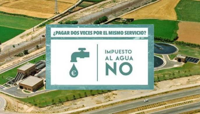 Campaña contra el Impuesto sobre la Contaminación de las Aguas (ICA)