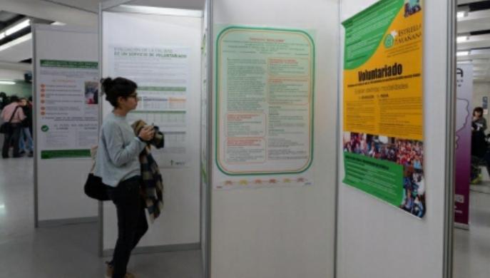 En la Estrategia Aragonesa del Voluntariado han participado más de 4.620 personas