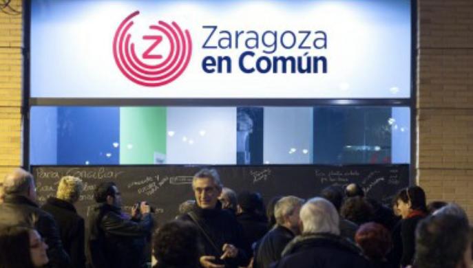 Comunicado del Grupo Municipal de Zaragoza en Común referente a la concentración de pensionistas