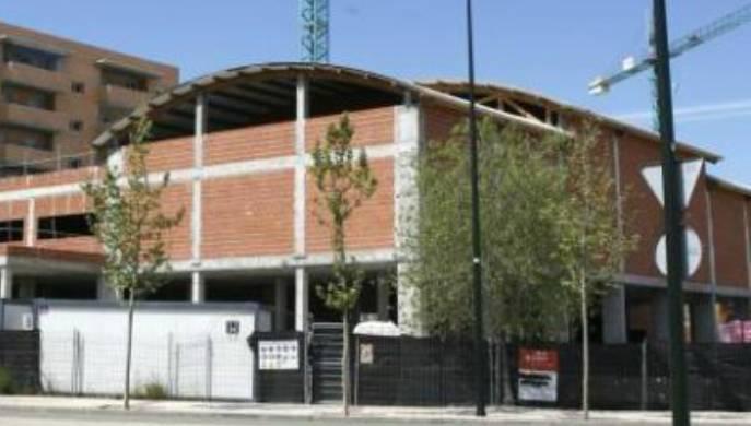 Construcción Centro Cívico Barrios del Sur de Zaragoza