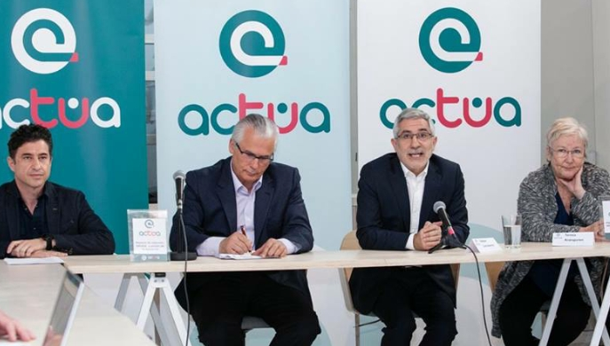 Comunicado de ACTUA ante las declaraciones de Gaspar Llamazares