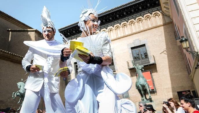 Zaragoza se convierte en la capital del circo durante el mes de mayo