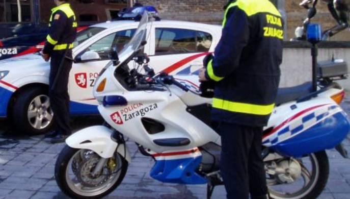 Control Policia Local Zaragoza
