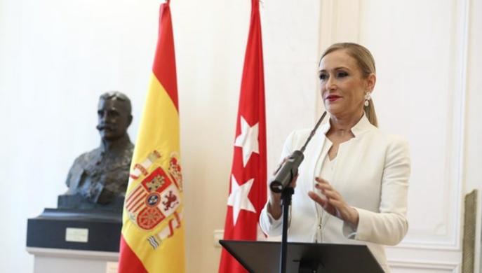 Cristina Cifuentes un verso suelto en el PP convertido en juguete roto