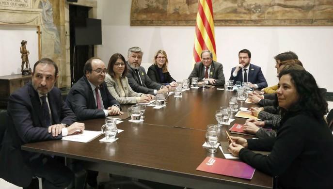 Dialogo sobre Cataluña