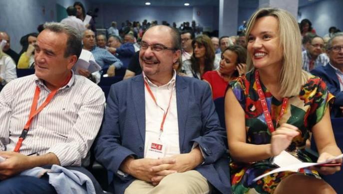 El PSOE aragonés a la deriva