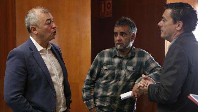 Las Cortes acuerdan por unanimidad la ejecución del desdoblamiento de la A-127 entre Ejea y Gallur y un eje viario que una las localidades de Huesca, Ejea y Tudela