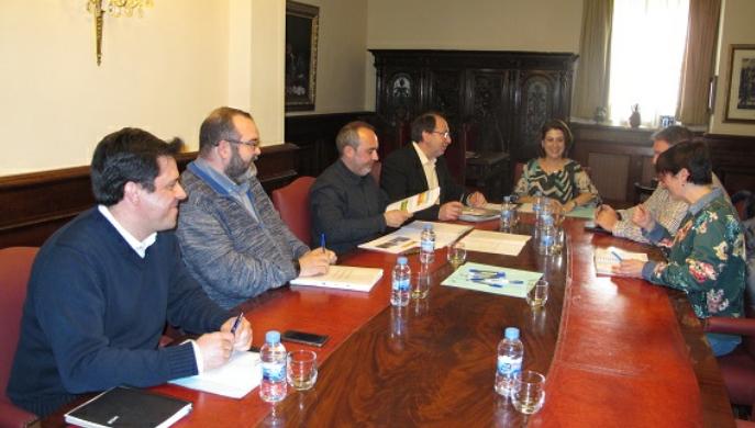 El Ayuntamiento de Teruel solicita aumentar el porcentaje de agua del pantano del Arquillo