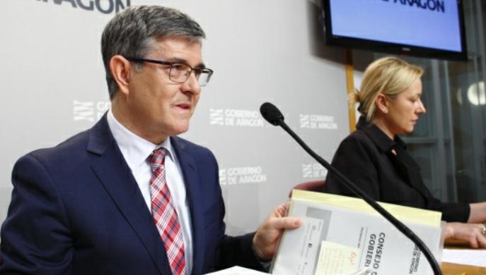 Consejo de Gobierno de Aragón del 8 de mayo de 2018