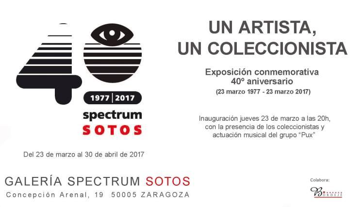40 aniversario Spectrum Sotos
