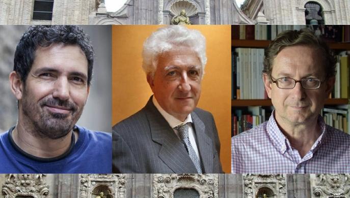 La Diputación de Zaragoza reconocerá con la medalla de oro de Santa Isabel a César Bona, Fernando García Vicente y José Luis Melero