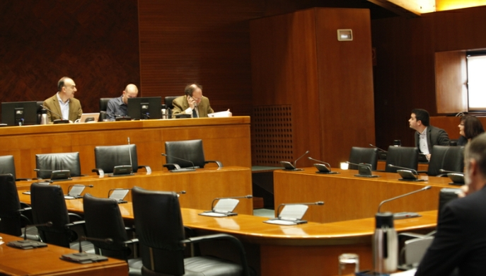 Las Cortes aprueban el informe de fiscalización del IAA en 2015