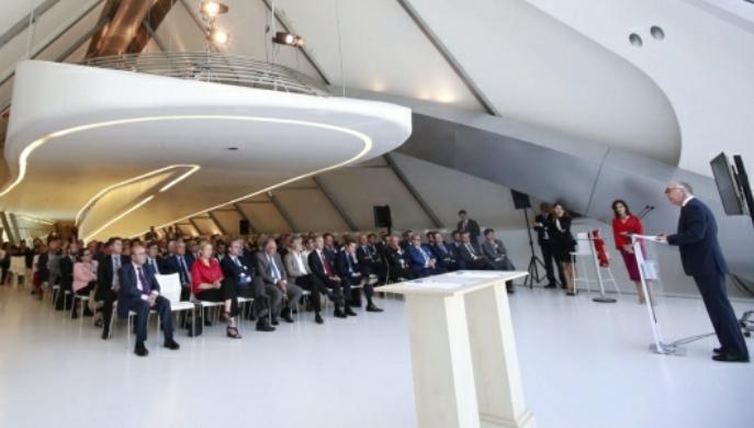 Fundación Ibercaja y Gobierno de Aragón han presentado la nueva Ciudad de la Movilidad