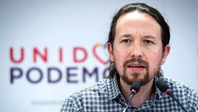 Unidas Podemos y Pablo Iglesias