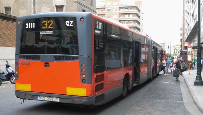 Refuerzo del transporte público en Zaragoza