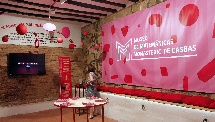 Museo de Matemáticas Monasterio de Casbas
