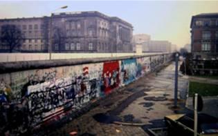 Muro de Berlin original
