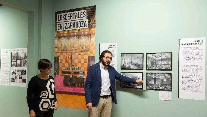 Exposicion Simón Loscertales Bona