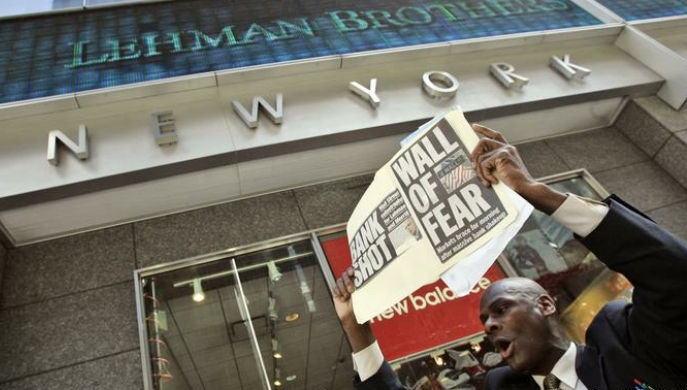 10 años después de la crisis financiera
