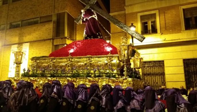 La Semana Santa de Teruel inunda sus calles